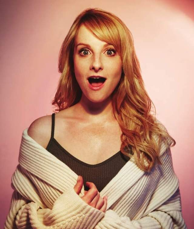 Melissa Rauch sexy photo