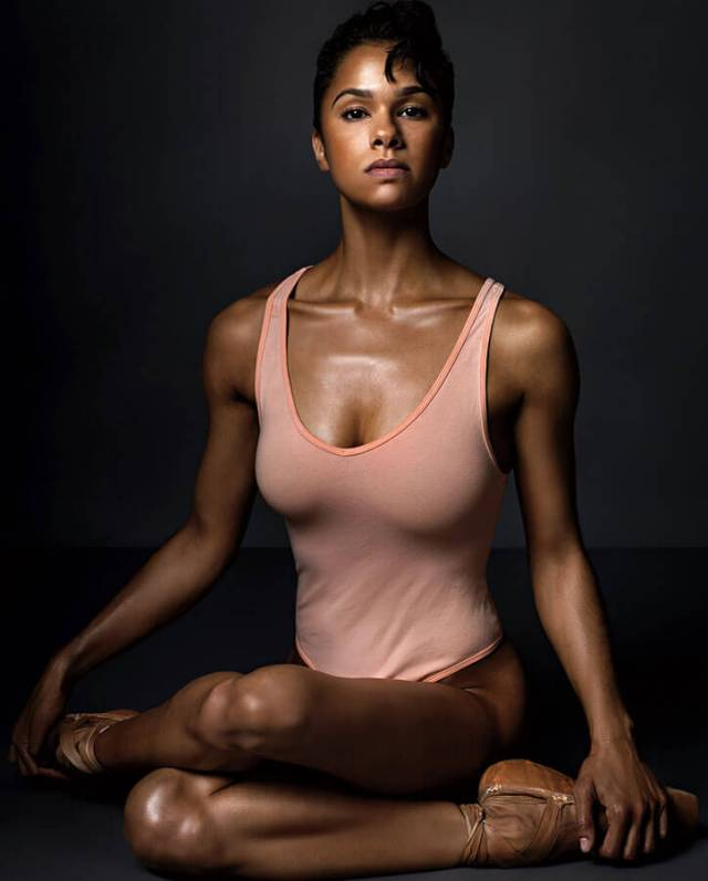 Misty Copeland sexy picture