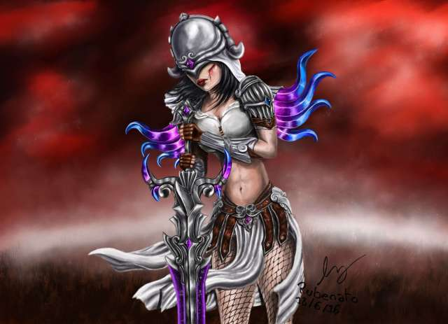 Nemesis Smite hot busty pictures