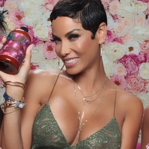 Nicole Murphy sexy lady picture
