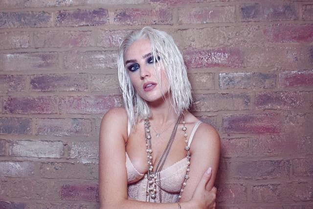 Perrie Edwards Sexy Boobs Pictures