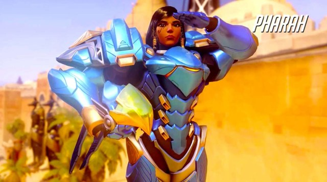 Pharah Overwatch hot picture