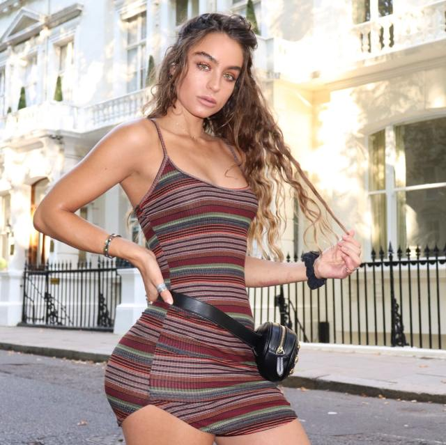 Sommer Ray on Photoshoot