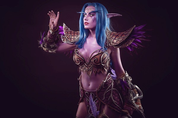 Tyrande cleavages awesome