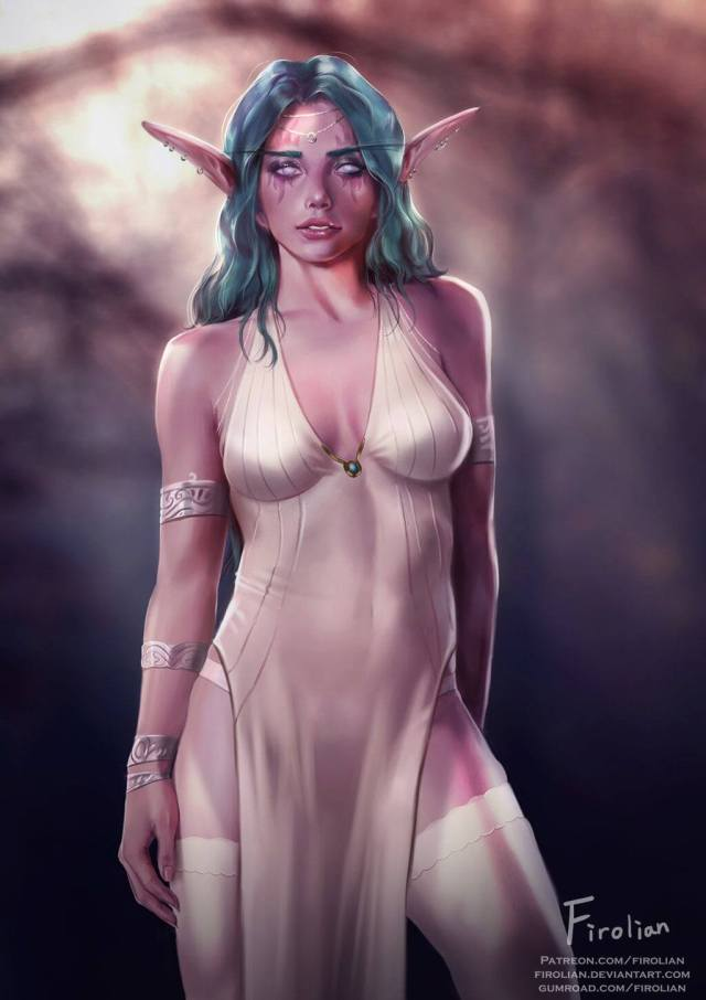 Tyrande hot picture