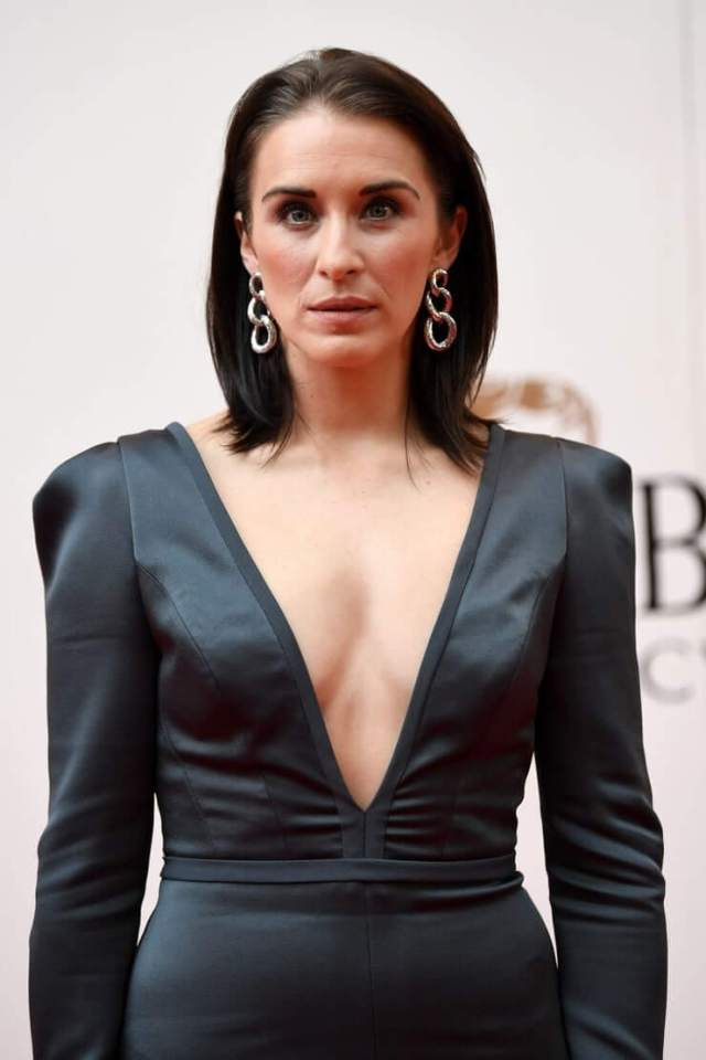 Vicky McClure hot cleavages pcis