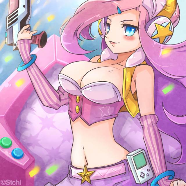 arcade miss fortune hot pictures