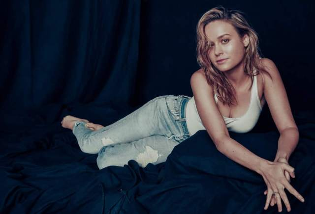 brie larson looking hot