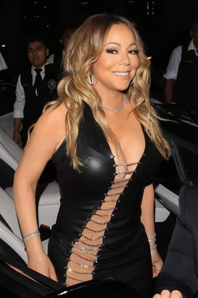 mariah carey smile