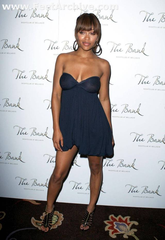 meagan good cleavage pictures