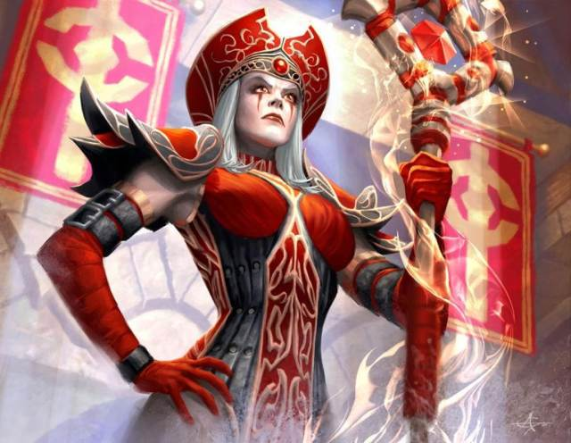 sally whitemane angry face