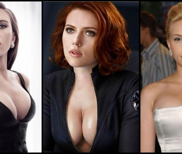 Sexy Pictures Of Scarlett Johansson Will Make You Drool For Her