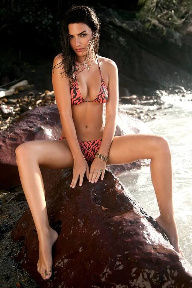 Alyssa Miller sexy bikini photo