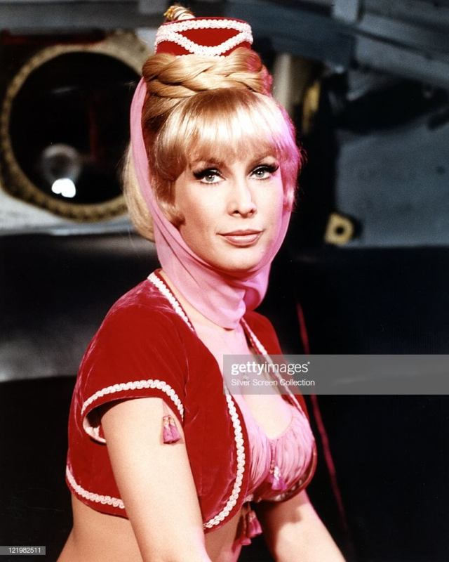 Barbara Eden HOT LOOK