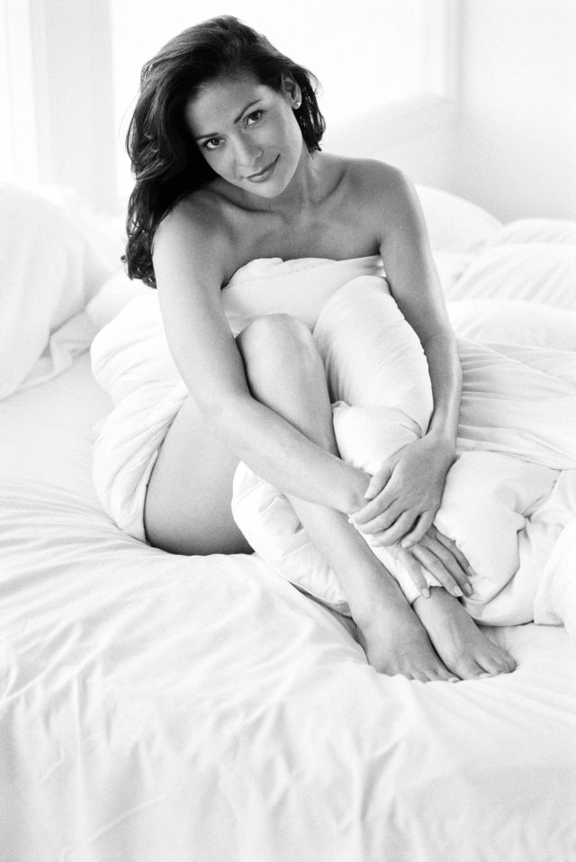 Constance Marie sexy nude pic