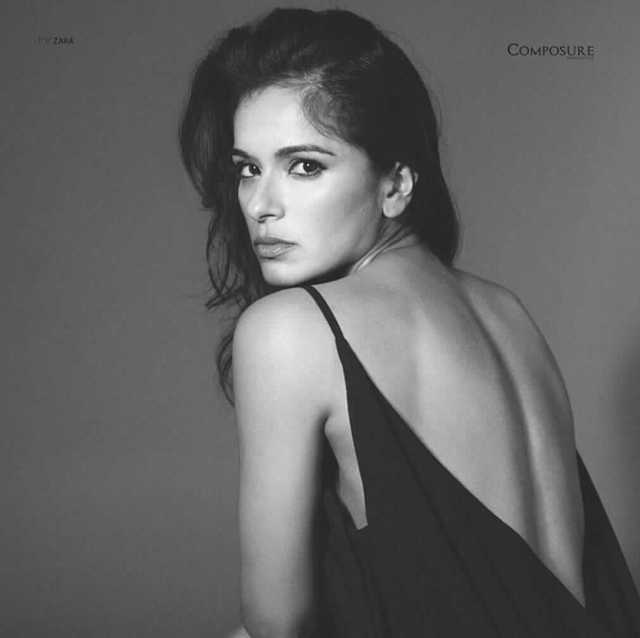 Dilshad Vadsaria black n white