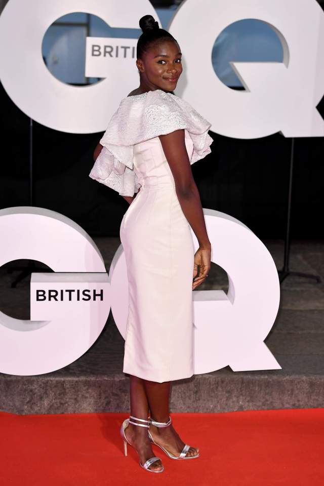 Dina Asher-Smith hot pic
