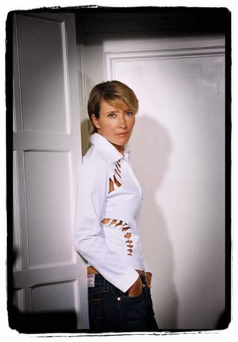 Emma Thompson sexy side pics