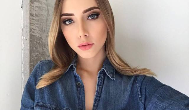 Hailie scott mathers hot picture