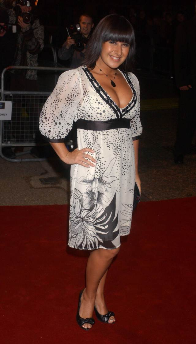 Hayley Tamaddon sexy busty pictures