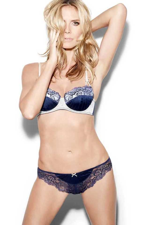 Heidi Klum awesome pcitures