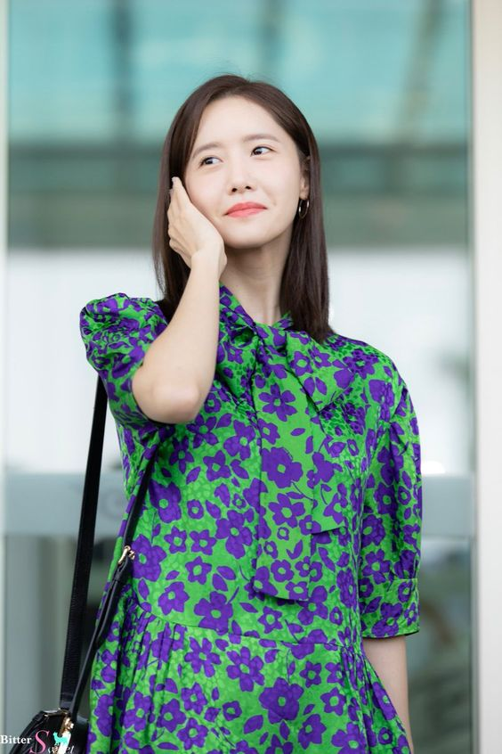 Im Yoona on Photoshoot
