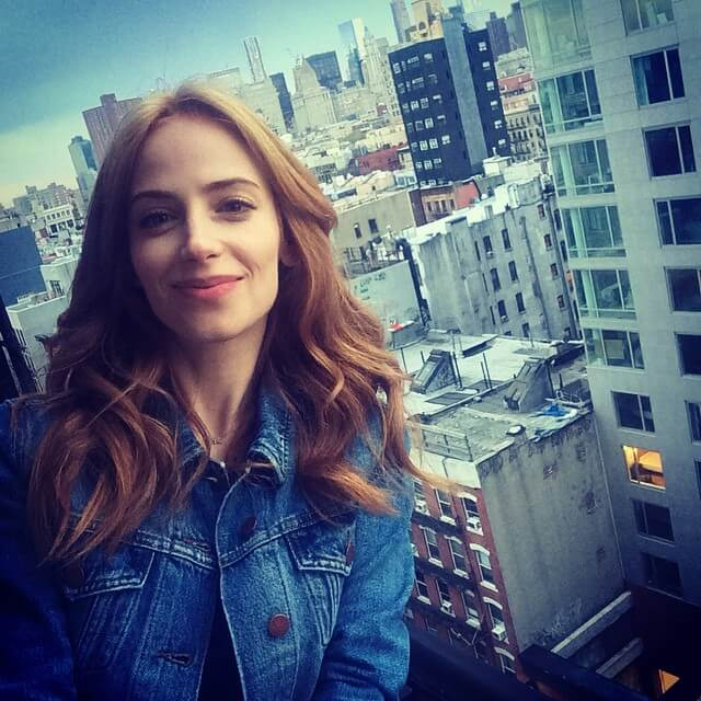 Jaime Ray Newman hot picture