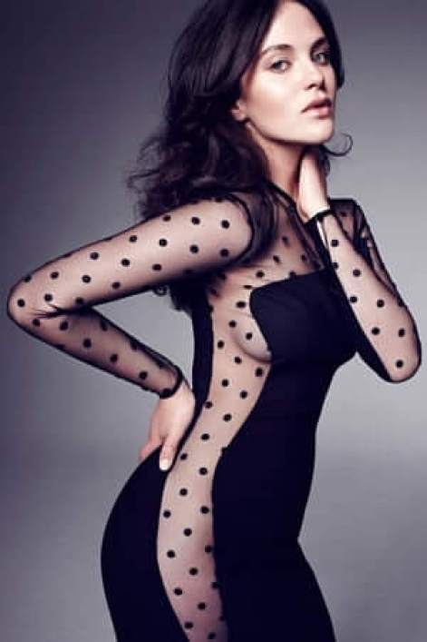 Jessica Brown Findlay sexy picture