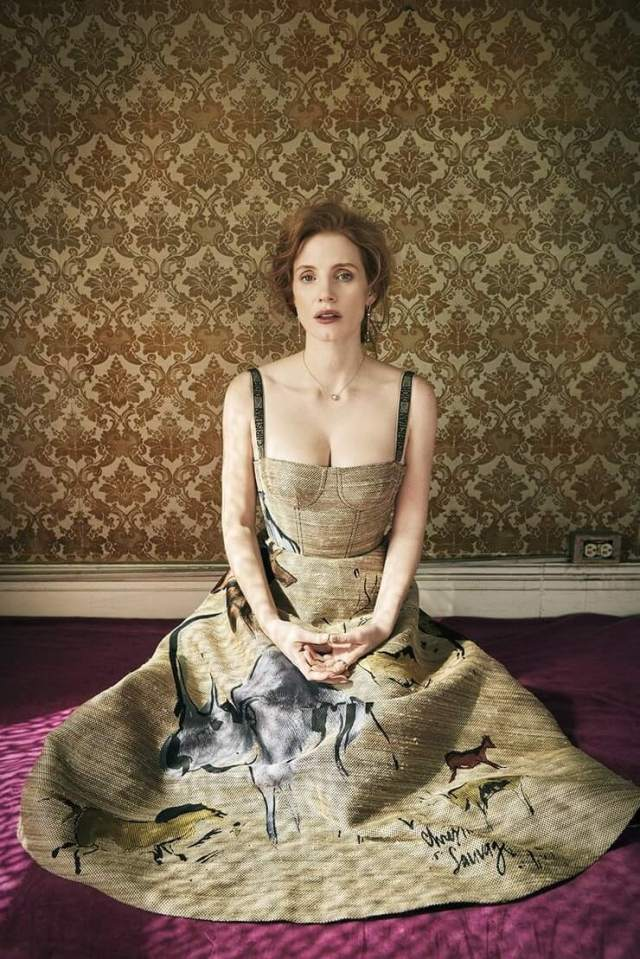 Jessica Chastain hot picture