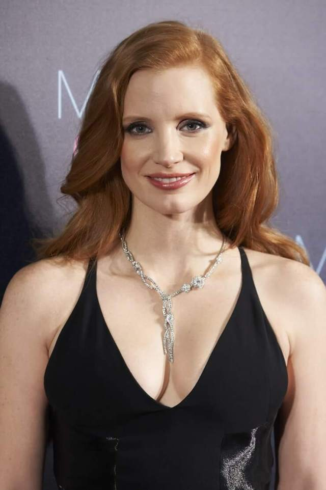 Jessica Chastain hot pictures