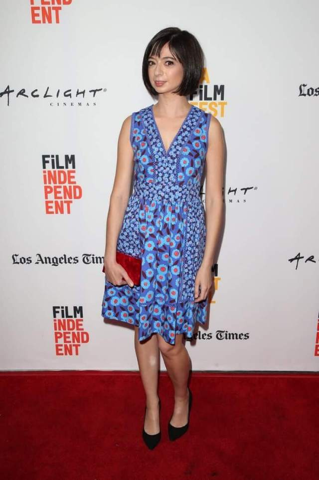 Kate Micucci awesome feets