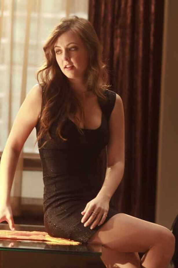 Katharine Isabelle sexy pic