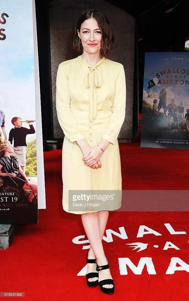 Kelly Macdonald awesome look