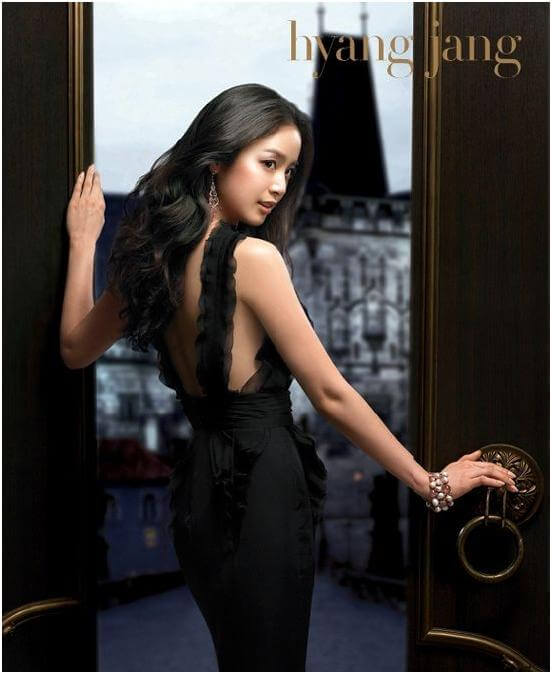 Kim Tae Hee sexy side pciturs