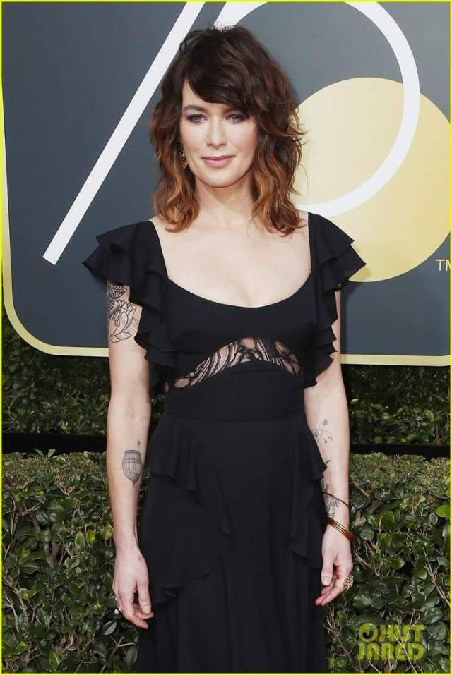 Lena Headey sexy busty picture