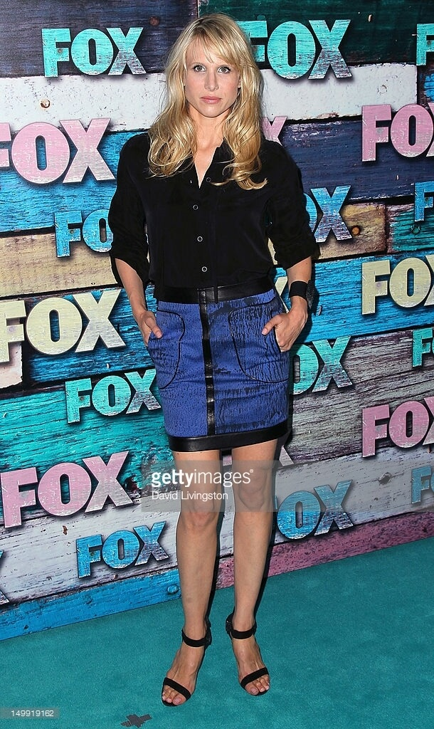Lucy Punch legs photo