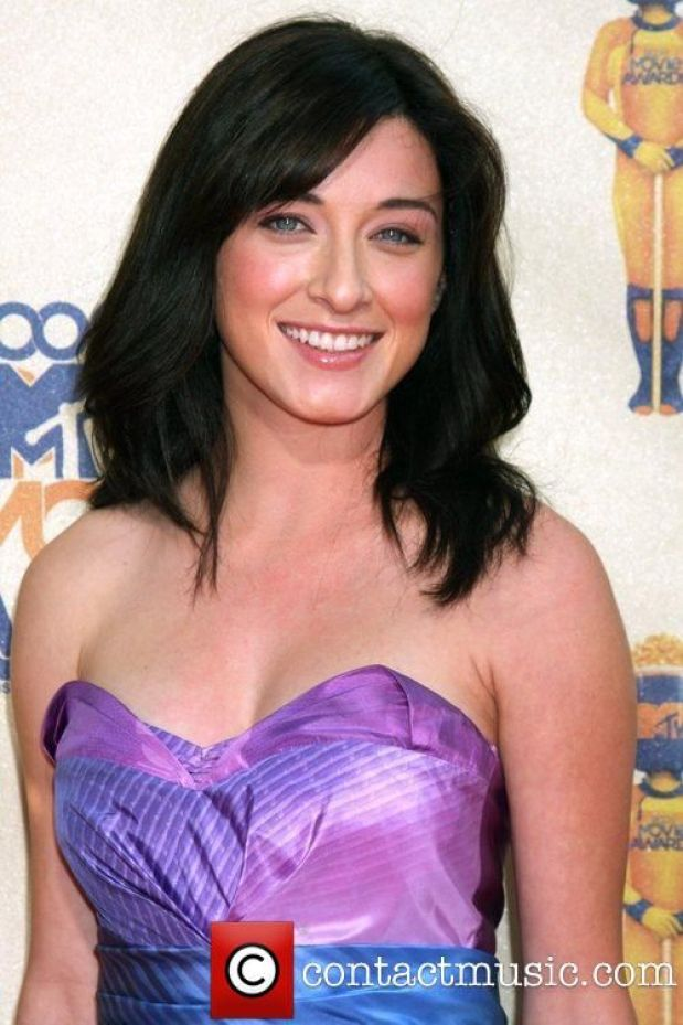 Margo Harshman Smile Photo