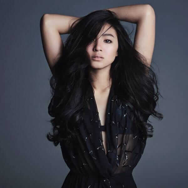 Nadine Lustre SEXY LONG HAIRS