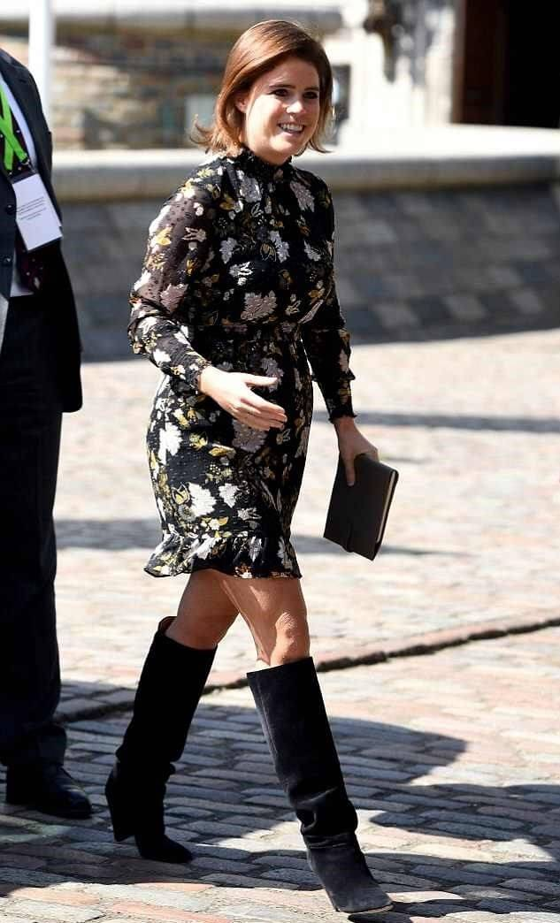 Princess Eugenie of York awesome pic