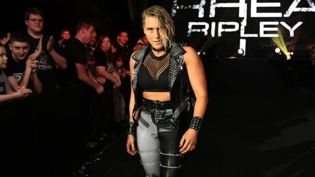 Rhea Ripley awesome pic