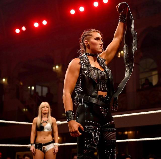 Rhea Ripley awesome pictures