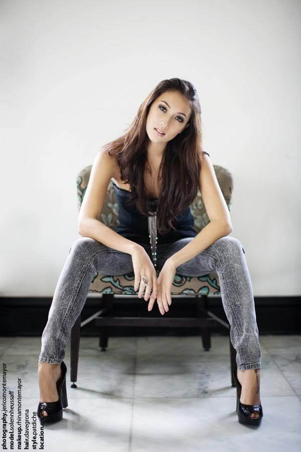 Solenn Heussaff awesome pcis