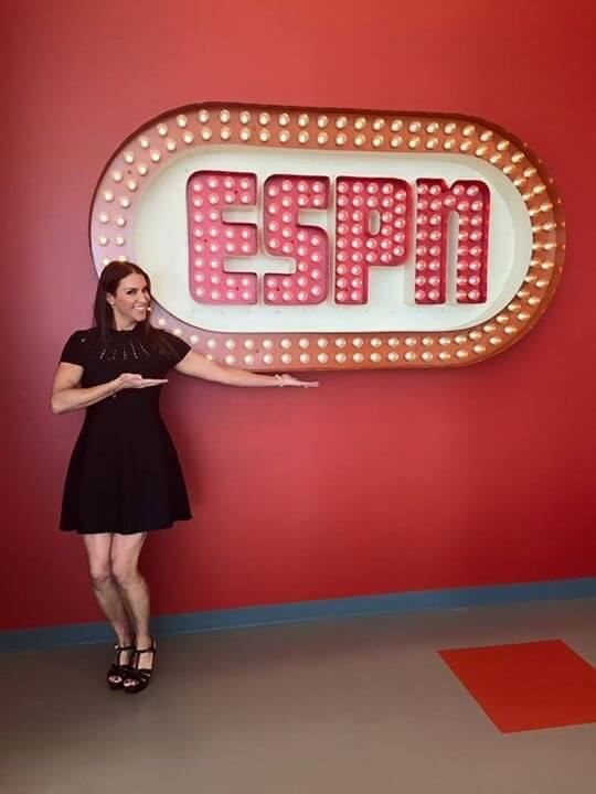 Stephanie mcmahon awesome picture