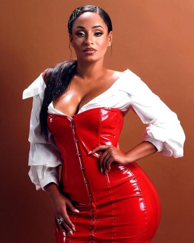 Tahiry Jose Hot Dress