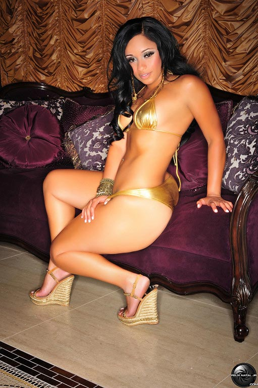 Tahiry Jose Hot in Bikini