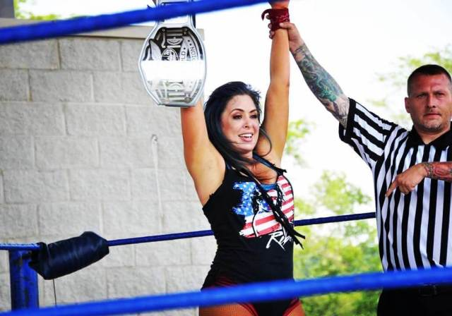 Tanea Brooks a.k.a Rebel awesome pictures