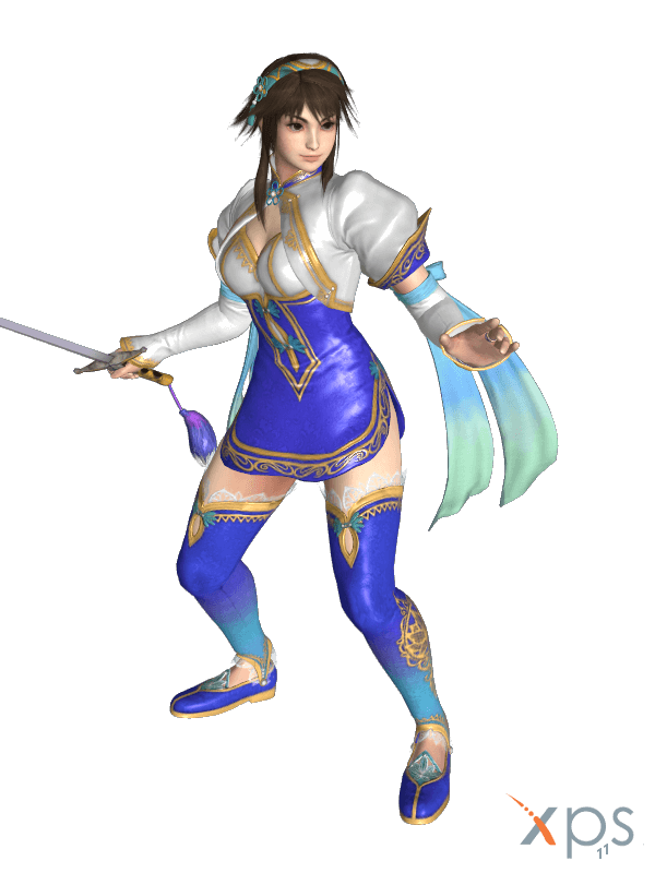 Xianghua (Soul Caliber) sexy pictures