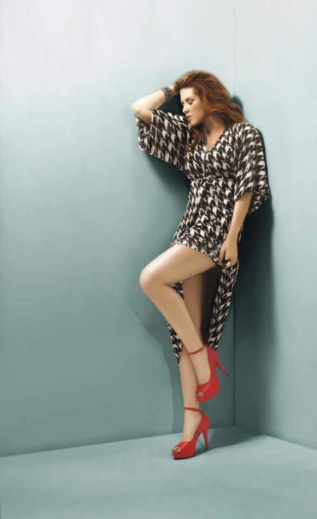 alicia machado thighs pictures