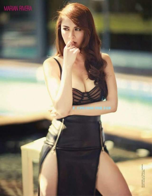marian rivera sexy dress