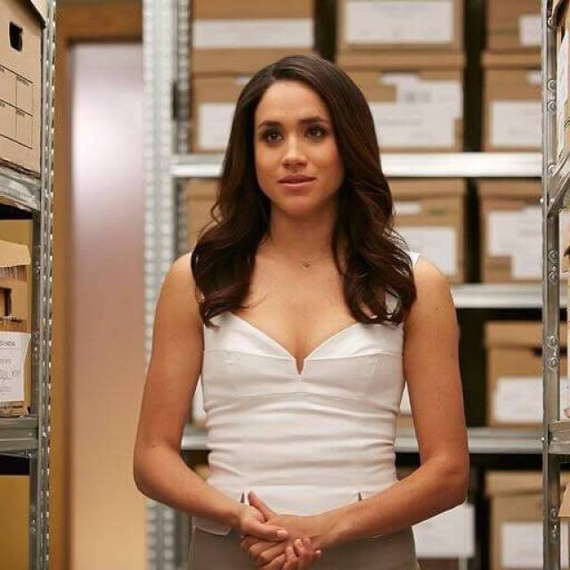 meghan markle sexy hairs pic